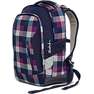 Рюкзак Ergobag Satch Sleek цвет Berry Carry