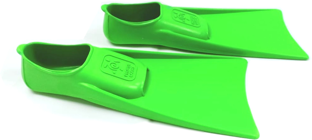 Грудничковые каучуковые ласты для плавания ProperCarry Super Elastic очень маленькие размеры 21-22, 23-24, 25-26, 27-28, 29-30, - фото 7
